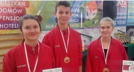 Trzy medale ciechanowian w zawodach Pucharu Polski