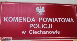 33-latka zaatakowała policjanta w centrum Ciechanowa. Odpowie też za znieważenie i kierowanie gróźb