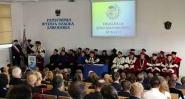 Studenci PWSZ zainaugurowali rok akademicki (wideo/zdjęcia)