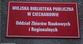 Spotkanie Dyskusyjnego Klubu Książki w Ciechanowie. Gościem autor